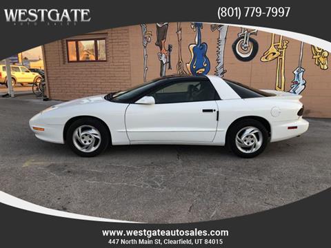 1994 Pontiac Firebird for sale in Clearfield, UT