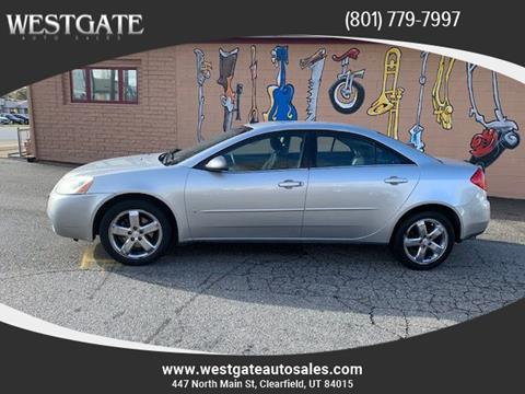 2008 Pontiac G6 for sale in Clearfield, UT