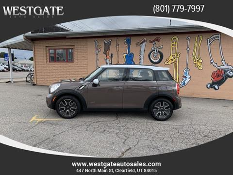2011 MINI Cooper Countryman for sale in Clearfield, UT