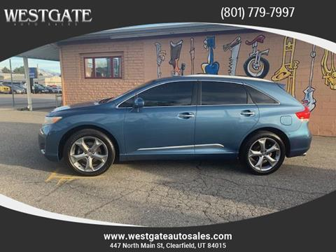 2011 Toyota Venza for sale in Clearfield, UT