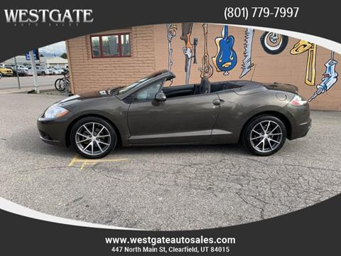 2012 Mitsubishi Eclipse Spyder for sale in Clearfield, UT