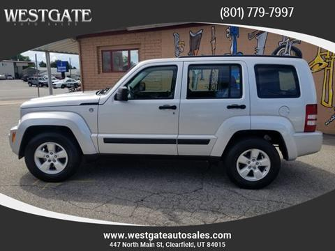 2011 Jeep Liberty for sale in Clearfield, UT
