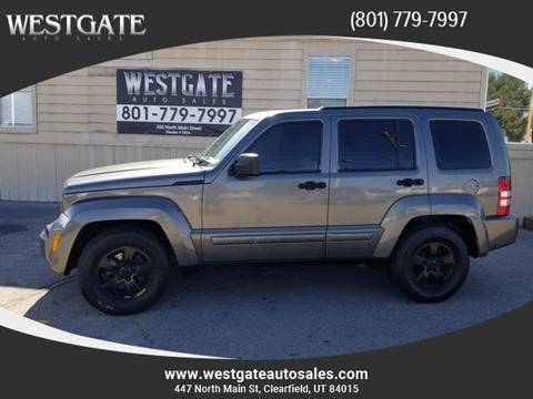 2012 Jeep Liberty for sale in Clearfield, UT