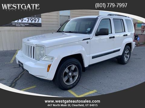 2008 Jeep Liberty for sale in Clearfield, UT