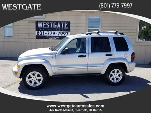 2007 Jeep Liberty for sale in Clearfield, UT