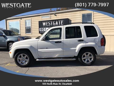 2003 Jeep Liberty for sale in Clearfield, UT