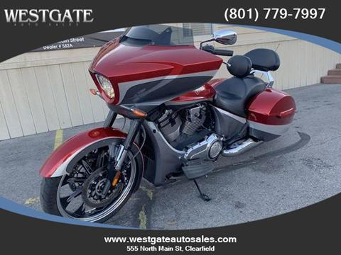 2015 Victory Magnum for sale in Clearfield, UT