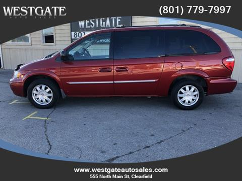 2006 Chrysler Town and Country for sale in Clearfield, UT