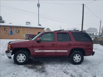 2004 GMC Yukon for sale in Clearfield, UT
