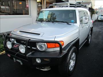2007 Toyota FJ Cruiser for sale in Los Angeles, CA