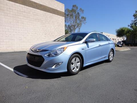 2012 Hyundai Sonata Hybrid For Sale In Phoenix, AZ