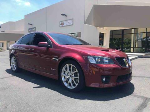 2009 Pontiac G8 for sale in Phoenix, AZ