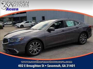 Acura for sale in savannah ga for Southern motors savannah georgia