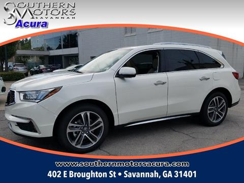 Acura For Sale In Savannah Ga