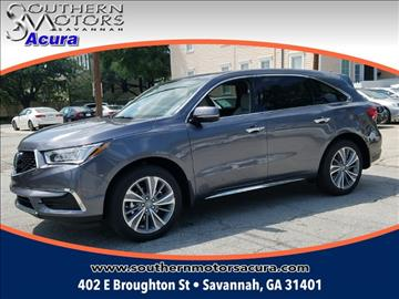 Acura mdx for sale savannah ga for Southern motors savannah georgia