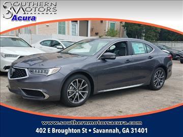 Acura for sale in savannah ga for Southern motors acura savannah ga
