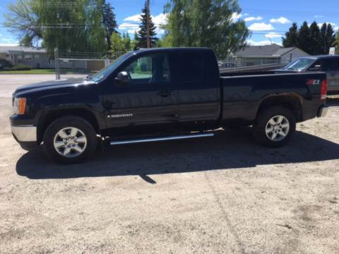 2009 GMC Sierra 1500 for sale at Canuck Truck in Magrath AB