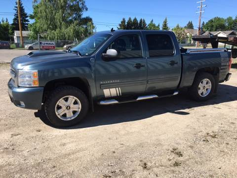 2010 Chevrolet Silverado 1500 for sale at Canuck Truck in Magrath AB