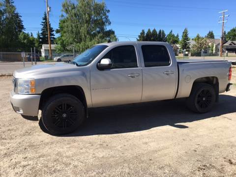 2009 Chevrolet Silverado 1500 for sale at Canuck Truck in Magrath AB