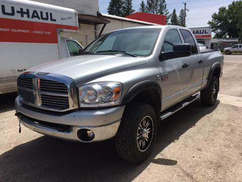 2008 Dodge Ram Pickup 2500 for sale at Canuck Truck in Magrath AB