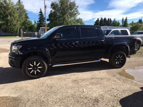 2011 Toyota Tundra for sale at Canuck Truck in Magrath AB