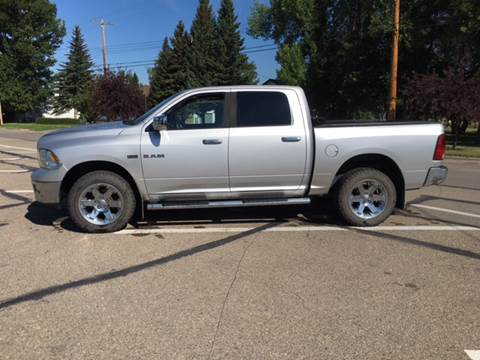 2010 Dodge Ram Pickup 1500 for sale at Truck Buyers in Magrath AB