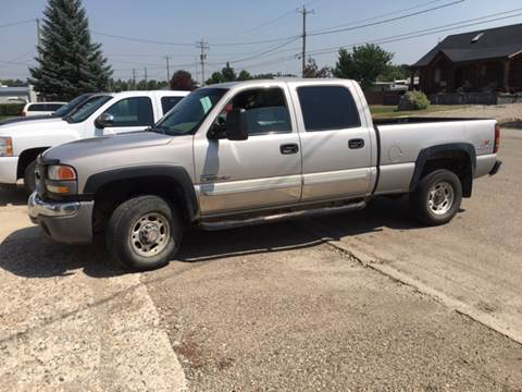 2007 GMC Sierra 2500HD Classic for sale at Truck Buyers in Magrath AB
