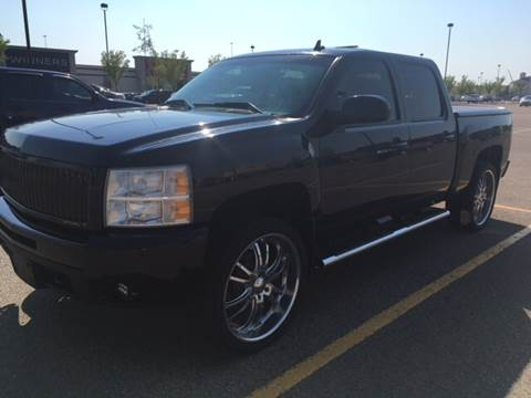 2008 Chevrolet Silverado 1500 for sale at Canuck Truck in Magrath AB