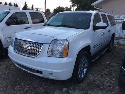 2009 GMC Yukon XL for sale at Canuck Truck in Magrath AB