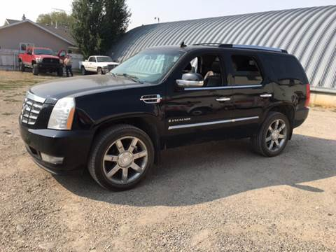 2008 Cadillac Escalade for sale at Canuck Truck in Magrath AB
