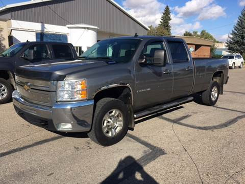 2008 Chevrolet Silverado 3500HD for sale at Canuck Truck in Magrath AB