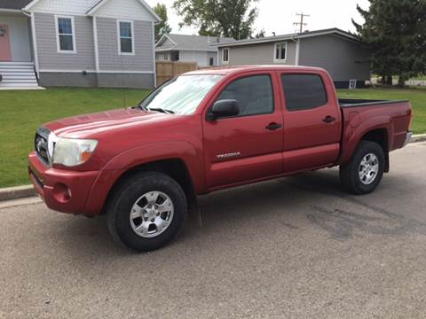 2008 Toyota Tacoma for sale in Magrath, AB