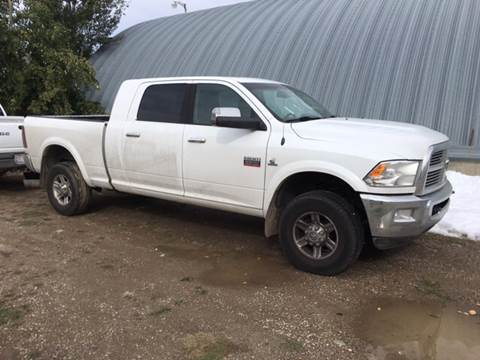 2012 RAM Ram Pickup 2500 for sale at Truck Buyers in Magrath AB