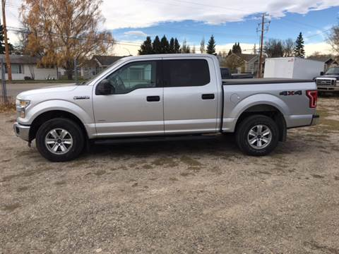 2015 Ford F-150 for sale in Magrath, AB
