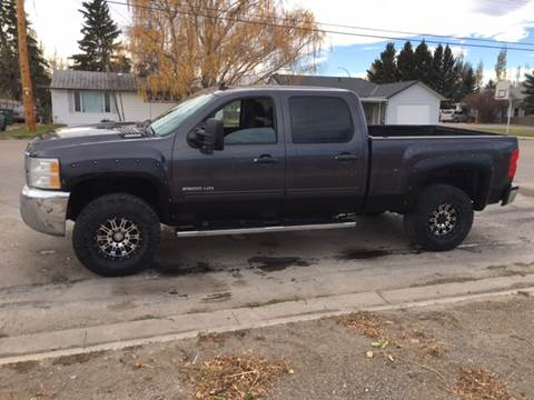 2010 Chevrolet Silverado 2500HD for sale in Magrath, AB