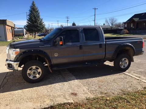 2011 Ford F-250 Super Duty for sale at Canuck Truck in Magrath AB