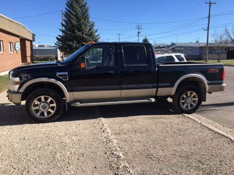 2008 Ford F-350 Super Duty for sale in Magrath, AB
