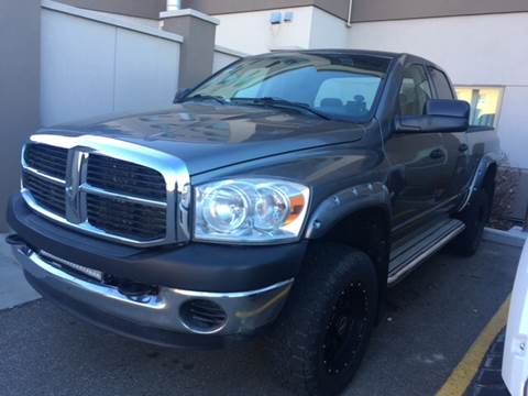 2007 Dodge Ram Pickup 2500 for sale at Canuck Truck in Magrath AB