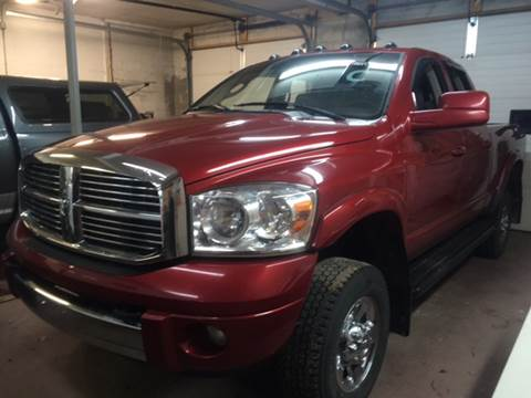 2007 Dodge Ram Pickup 3500 for sale at Canuck Truck in Magrath AB