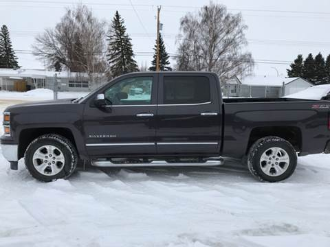 2014 Chevrolet Silverado 1500 for sale at Canuck Truck in Magrath AB