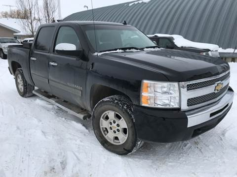 2011 Chevrolet Silverado 1500 for sale at Canuck Truck in Magrath AB