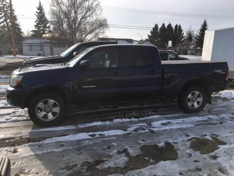 2006 Toyota Tacoma for sale at Canuck Truck in Magrath AB