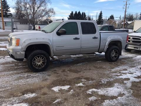 2010 GMC Sierra 1500 for sale at Canuck Truck in Magrath AB