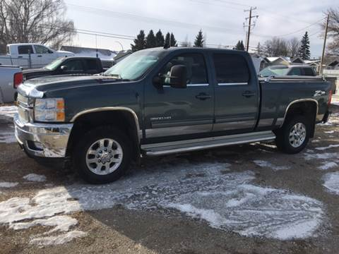 2011 Chevrolet Silverado 3500HD for sale at Canuck Truck in Magrath AB