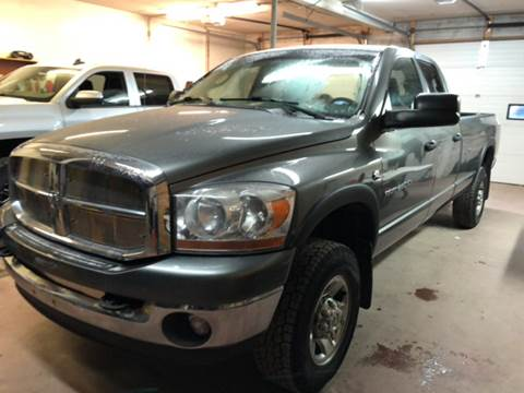 2006 Dodge Ram Pickup 2500 for sale at Canuck Truck in Magrath AB