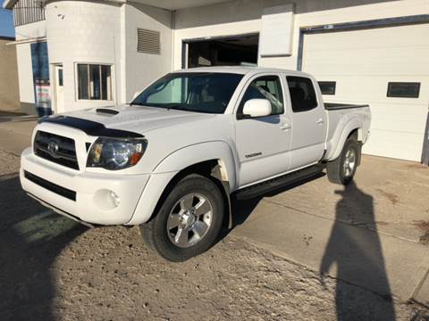 2009 Toyota Tacoma for sale at Canuck Truck in Magrath AB