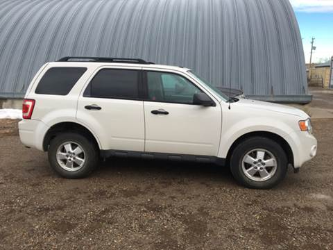 2009 Ford Escape for sale at Canuck Truck in Magrath AB