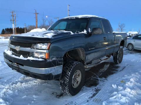 2007 Chevrolet Silverado 2500HD Classic for sale at Canuck Truck in Magrath AB