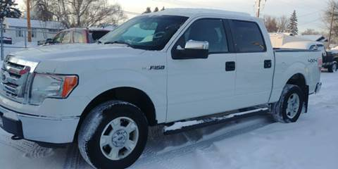 2012 Ford F-150 for sale in Magrath, AB