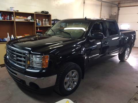 2011 GMC Sierra 1500 for sale at Canuck Truck in Magrath AB